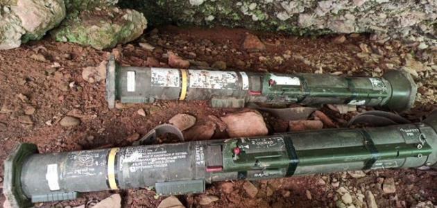 Savunma Bakanlığı:  2 kullanıma hazır TAS füzesi ele geçirildi