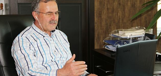 KSO Başkanı Kütükcü: Konya, üretim hayatını sağlıklı bir şekilde sürdürüyor