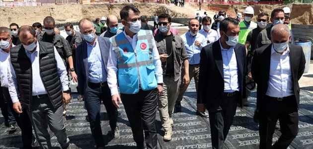 Kurum: Bu çalışma Türkiye'ye ve dünyaya örnek gösterilebilecek