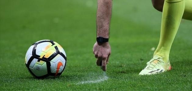 Gençlerbirliği - Konyaspor maçının hakemi belli oldu