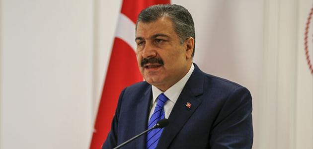 Sağlık Bakanı Koca'dan Konya açıklaması