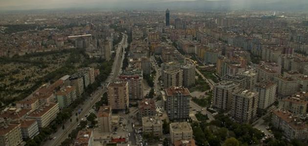 Konya'da mayıs ayında satılan konut sayısı açıklandı