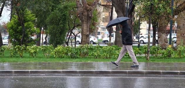Meteoroloji uyardı: Sıcaklık düşüyor, yağış geliyor!