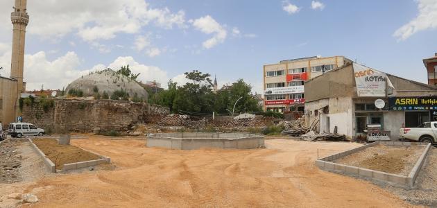 Karaman Belediyesi'nden çözüm odaklı çalışmalar