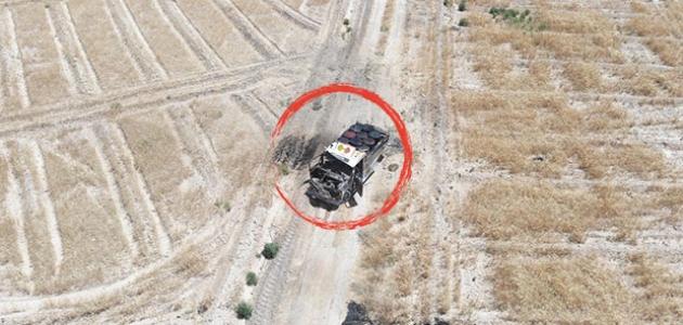 Terör örgütü PKK/YPG'nin alçak planı tutmadı! Facia engellendi...