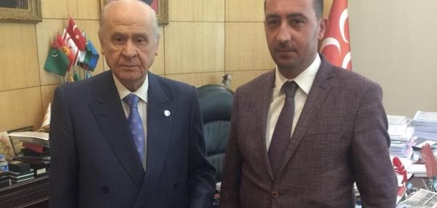 MHP Meram'dan sosyal medya kararı
