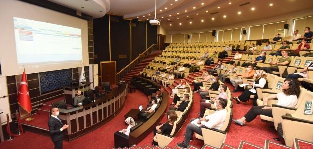 Karatay Belediyesi E-Belediye Ebys sistemine geçiyor