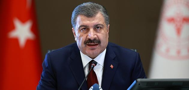 Sağlık Bakanı Koca: Son günlerde göstergelerimiz tedirginliğimizi artırmaktadır