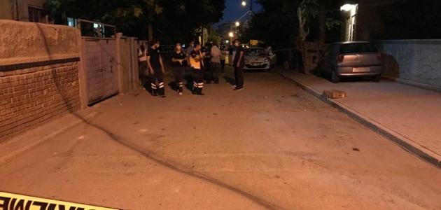 Konya'da cinayet! Şüpheli aynı silahla intihar etti