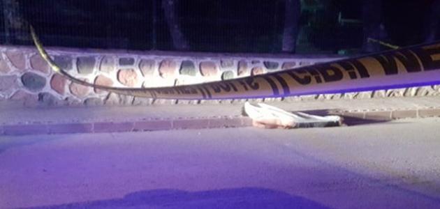 Konya'da yol kenarında erkek cesedi bulundu