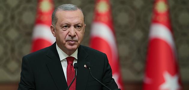 Cumhurbaşkanı Erdoğan: Ezanımızı dindiremeyecekler, bayrağımızı indiremeyecekler