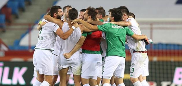 Konyaspor ligde kalmayı garantiledi!