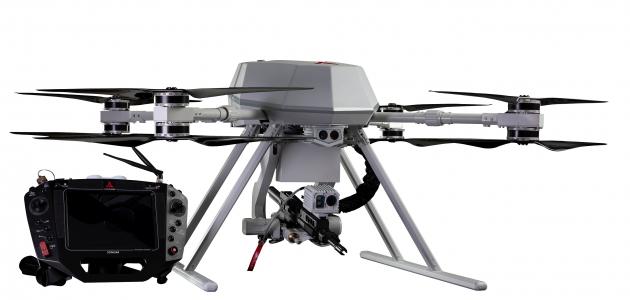Silahlı drone Songar'a