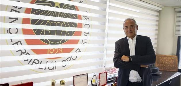 Cavcav: Kimseden tek kuruş destek almadan takımımızı ligde bıraktık