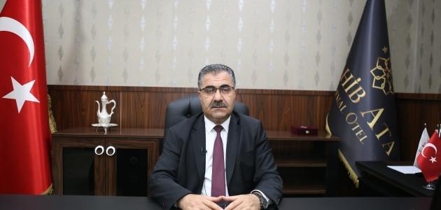 Başkan Ertaş'tan Kurban Bayramı mesajı