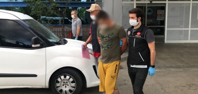Samsun'da DEAŞ operasyonu: 8 gözaltı