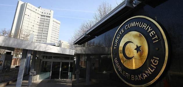 Türkiye'den AB'ye yanıt: Çağrı kışkırtıcı adım atanlara olmalı