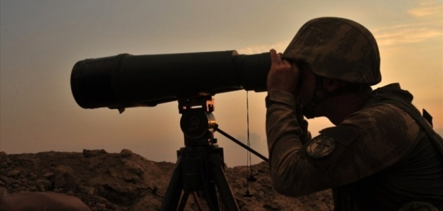 5 PKK/YPG'li terörist gözaltına alındı