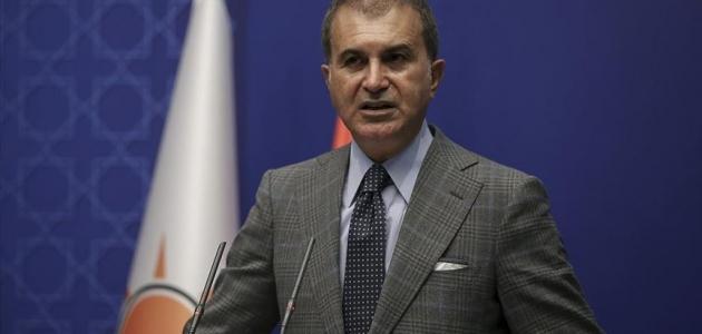Ömer Çelik: Yunanistan Doğu Akdeniz'de korsan bir devlettir