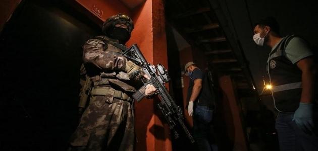 Terör örgütü PKK'ya operasyon: 6 gözaltı