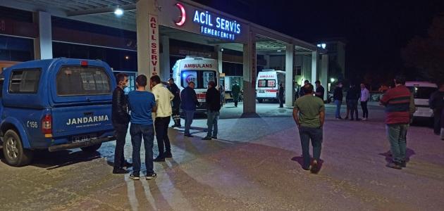 Konya'da kahvehanede çıkan tartışma kanlı bitti: 2 ölü, 1 yaralı