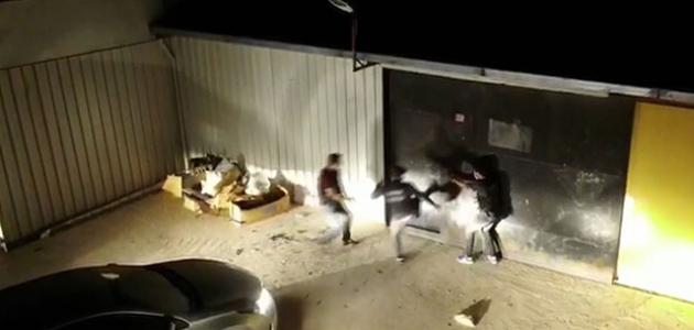 Hint keneviri yetiştirilen fabrikaya polis baskını