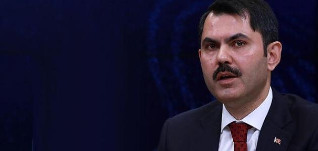 Çevre ve Şehircilik Bakanı Kurum: 1 milyon 410 bin konutun dönüşümünü sağladık