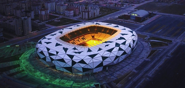 Konyaspor'da stadyumun ismi değişti