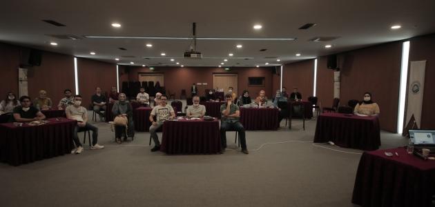 Hassan Bin Sabit Sinema Akademisi Anadolu'yu dolaşarak sinema eğitimleri verdi