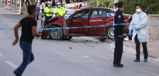 Konya'da baba ve oğlunun ölümüne neden olan sürücü tutuklandı