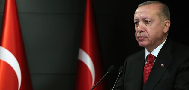 Cumhurbaşkanı Erdoğan'dan Almanya'daki cami baskınına tepki