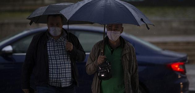 Konya'ya serin ve yağışlı hava geliyor