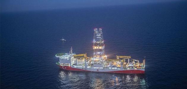 Fatih sondaj gemisi Türkali-1 kuyusuna ulaştı