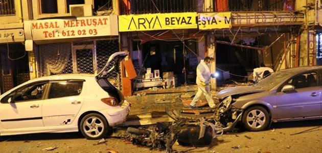 İskenderun'daki patlamayla bağlantılı olan 5 zanlı tutuklandı