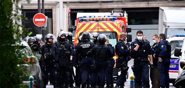 Fransa'da Türklere destek gösterisine katılan 3 kişi gözaltına alındı