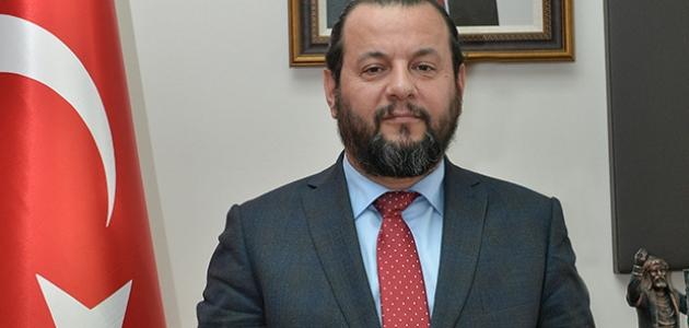 Rektör Akgül'den 10 Kasım mesajı