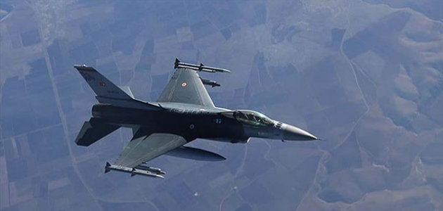 Irak'ın kuzeyinde 4 PKK'lı terörist hava harekatıyla öldürüldü