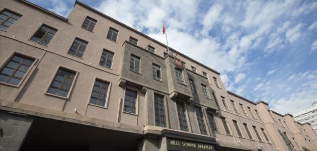 MSB'den Türk gemisinde hukuk dışı aramayla ilgili açıklama