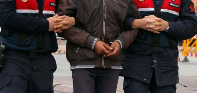 Konya'da  PKK/YPG üyeliğinden aranan Suriyeli zanlı yakalandı