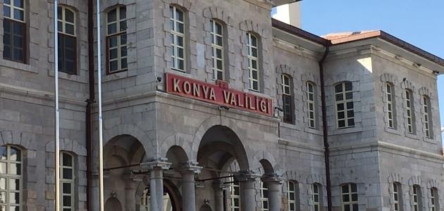 Konya'da kamuda yeni mesai düzenlemesi