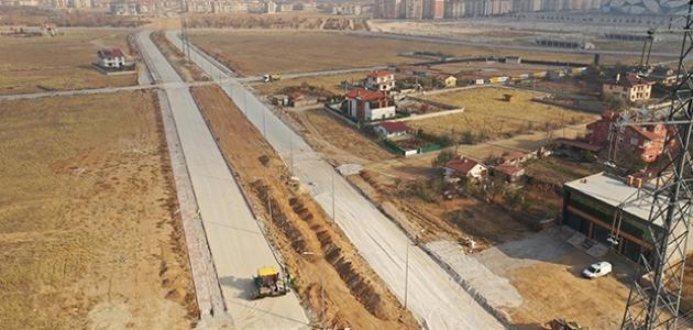 Başkan Altay: İstanbul Yolu trafiğini rahatlatacak önemli bir cadde