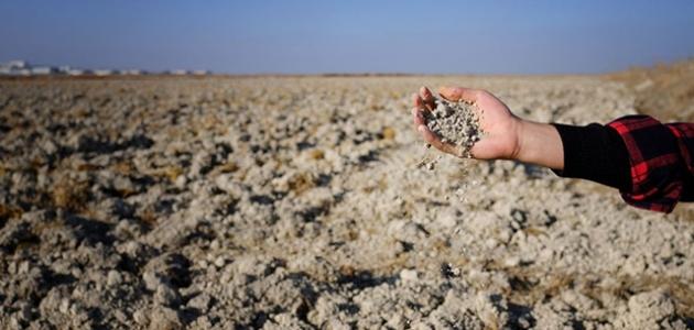 Konya Ovası'nda kuraklık alarmı