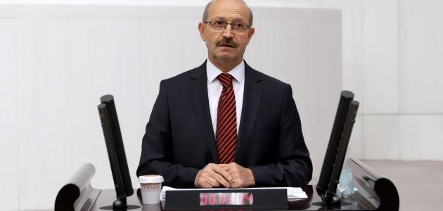 Konya Milletvekili Sorgun: KOP idaresi 1.7 milyar destek sağladı