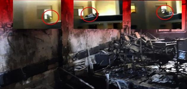 Hastane yangınında can kaybı 12'ye yükseldi