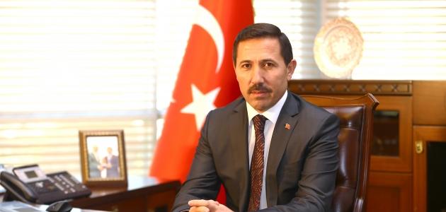 """Başkan Hasan Kılca'dan """"Mehmet Akif Ersoy"""" mesajı"""