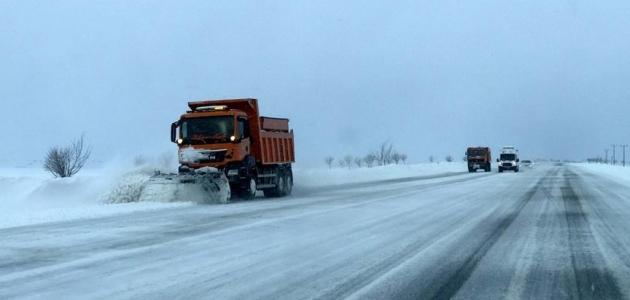 Doğu Anadolu'daki 4 il için çığ, buzlanma ve don uyarısı