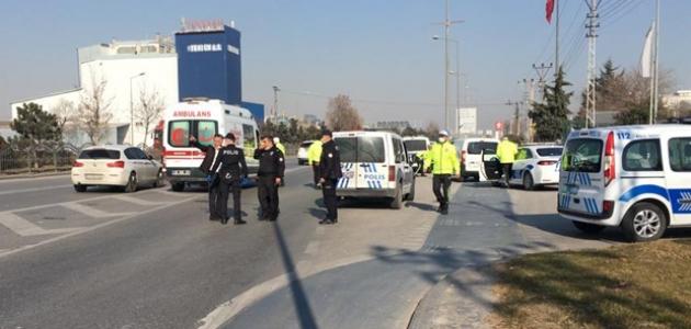 Konya'da yayaya çarpan ehliyetsiz sürücü kaza yerinden kaçtı!