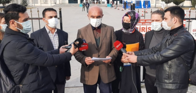 AK Parti Konya teşkilatı Başbuğ, Ataklı ve Sağlar hakkında suç duyurusunda bulundu