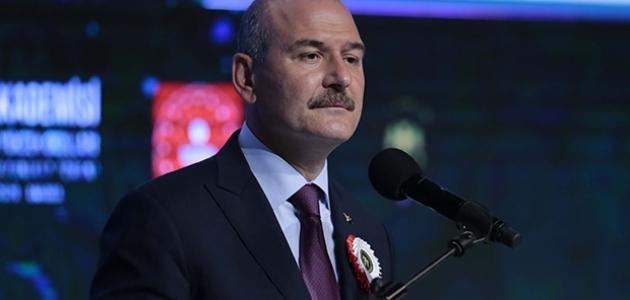 Bakan Soylu'dan Boğaziçi Üniversitesi'ndeki protestolara ilişkin açıklama