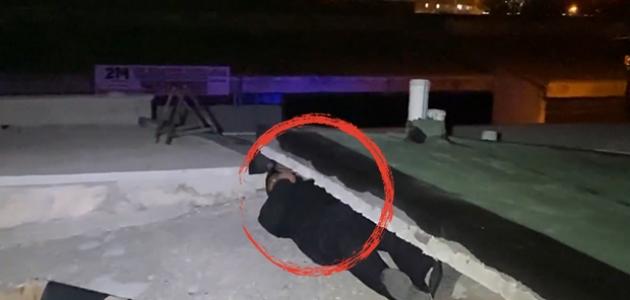 Konya'da eğlence mekanına baskın! Polis böyle yakaladı...
